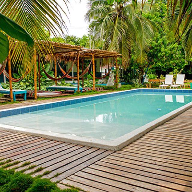 Pasadía en hotel en Cartagena