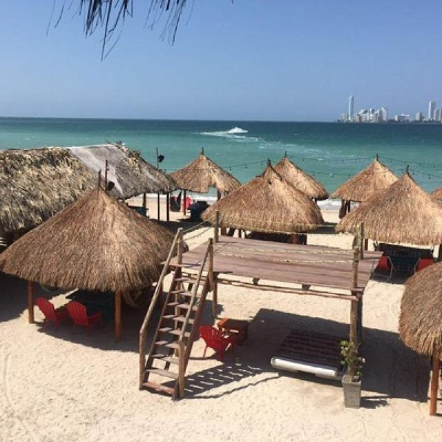 Beach hotels in Cartagena