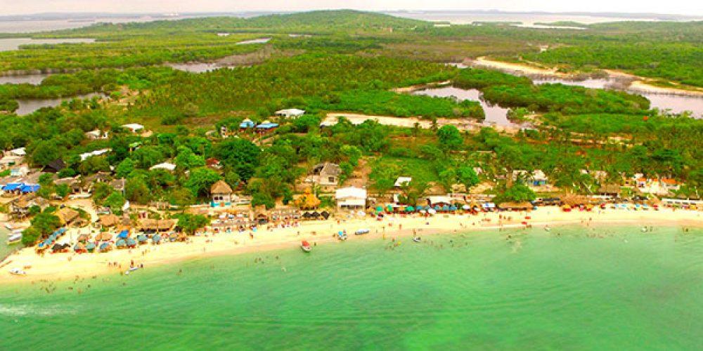 Punta Arena, un paraíso en el Caribe