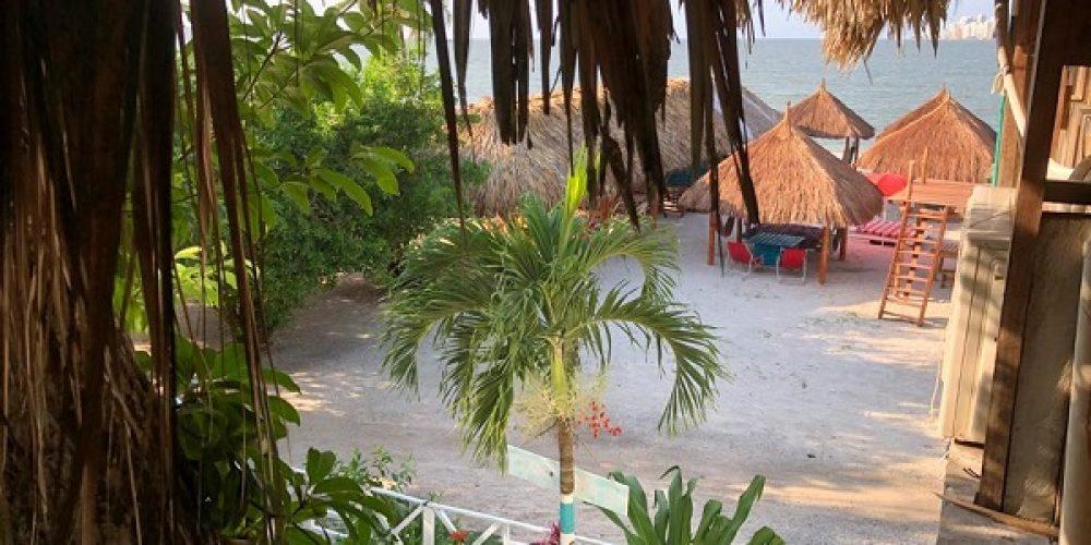 La mejor playa de Cartagena