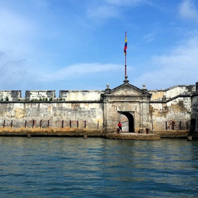 Tour fuertes en Cartagena