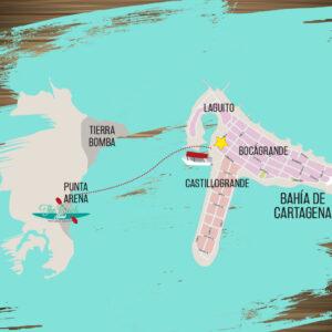 isla-tierra-bomba-cartagena